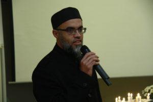 Imam-Miktar de la mosquee de Villeneuve d-ascq