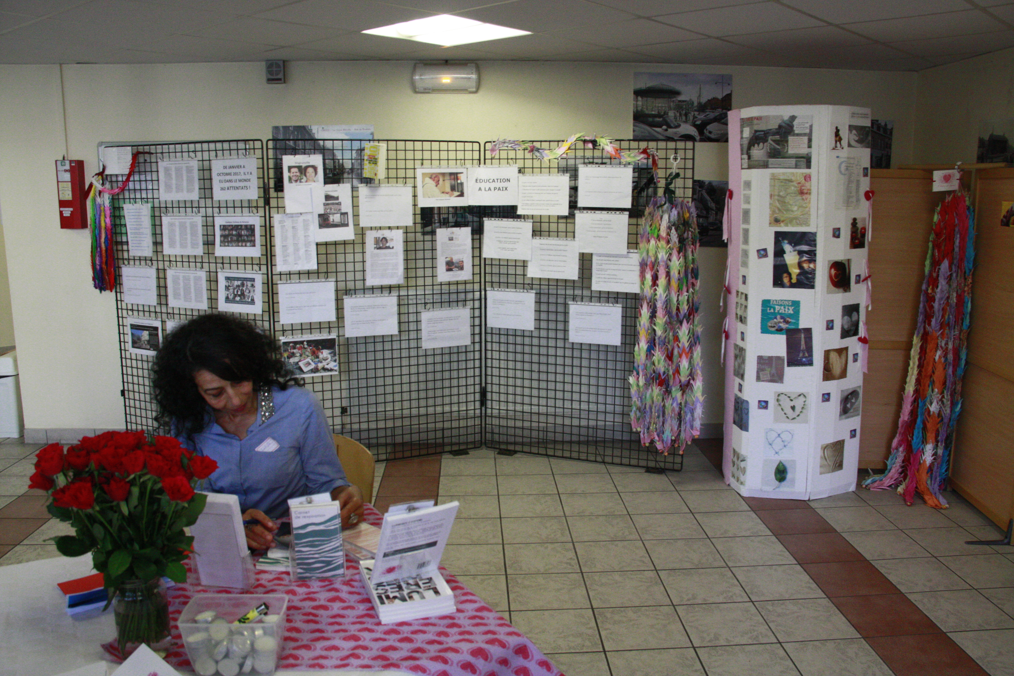 Latifa-expositions sur FSP