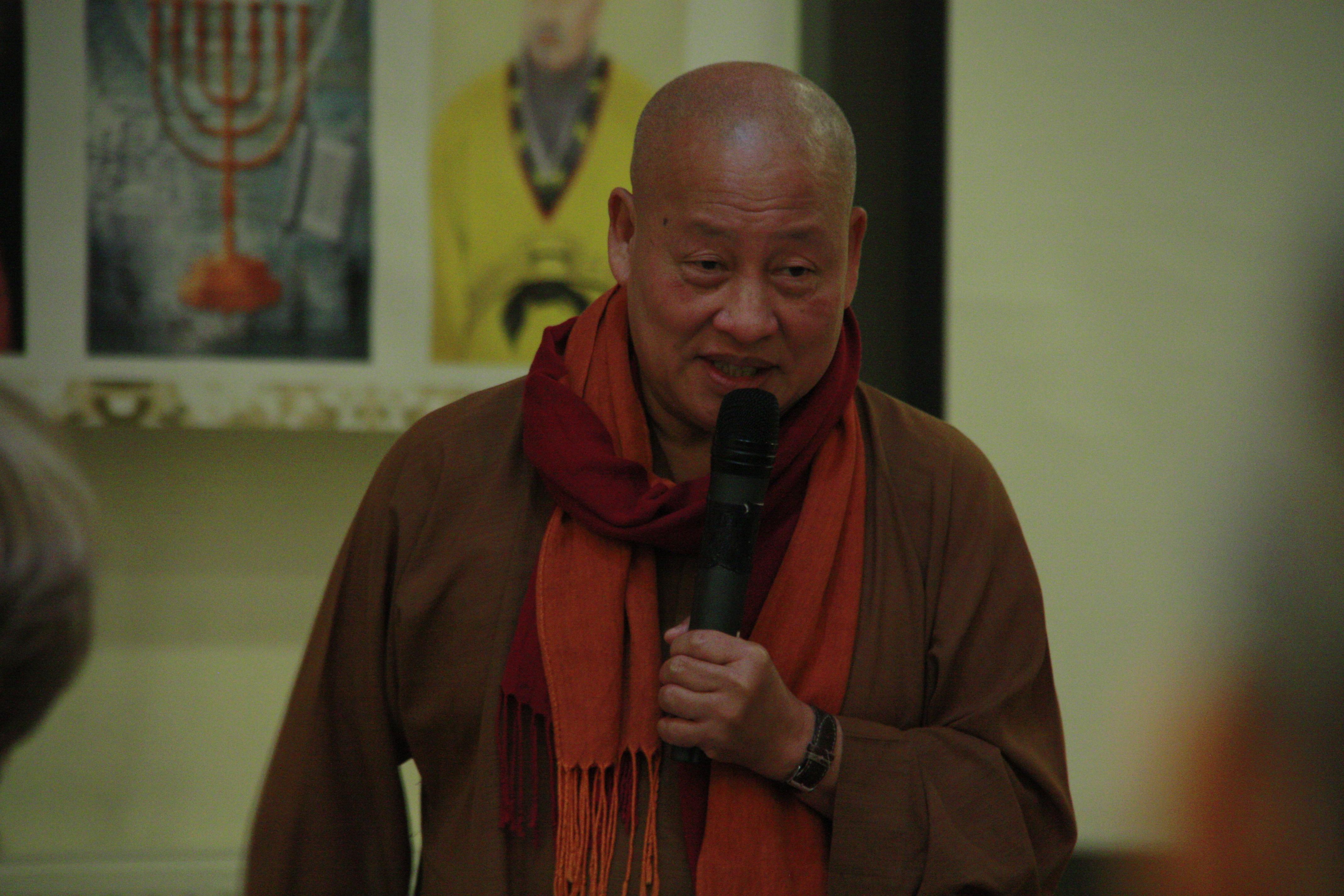 Vénérable Dr. Michel Thao Chan