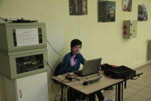 Yoshinori notre technicien
