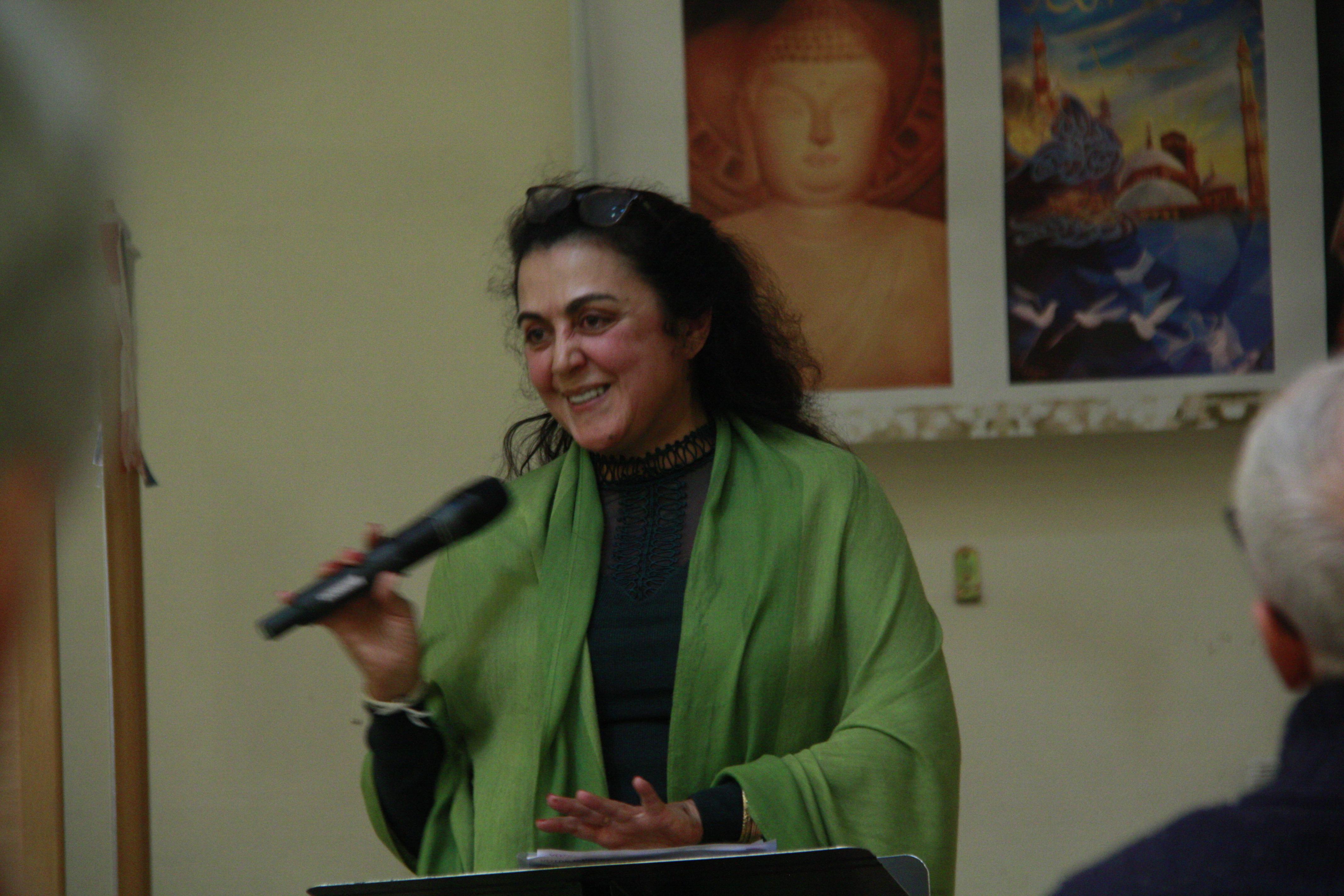 Mme Soraya Ayouch, PhD, Psychologue Clinicien,