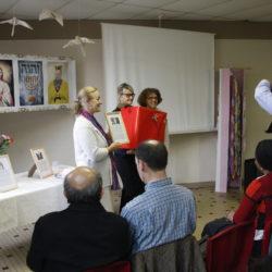 don du senbazuru pour François-Xavier Prévost