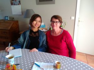 Fabienne et Lena
