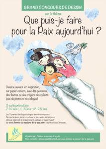 Concours de dessins sur la paix 2019